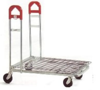 04 Caddie Lagervagn PM Cart