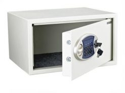 Corby White Compact Safe