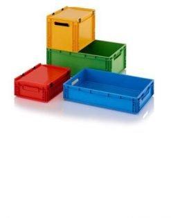 Plastkassar og box