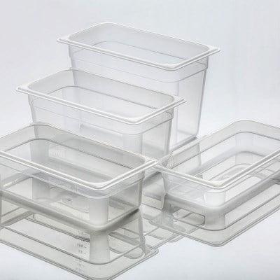 Plastbakkar