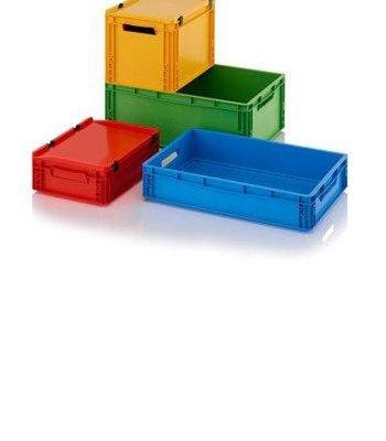 Kassar og box